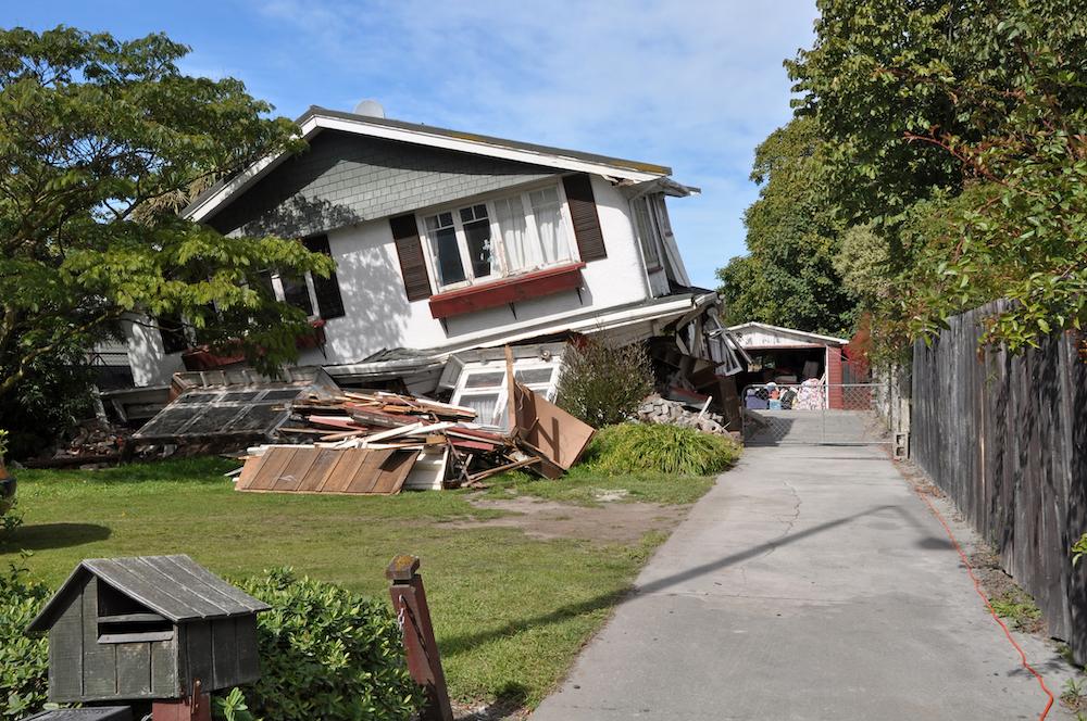 earthquake insurance Carthage TX