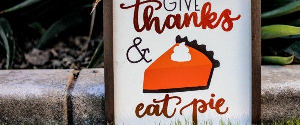 Thanksgiving in Austin